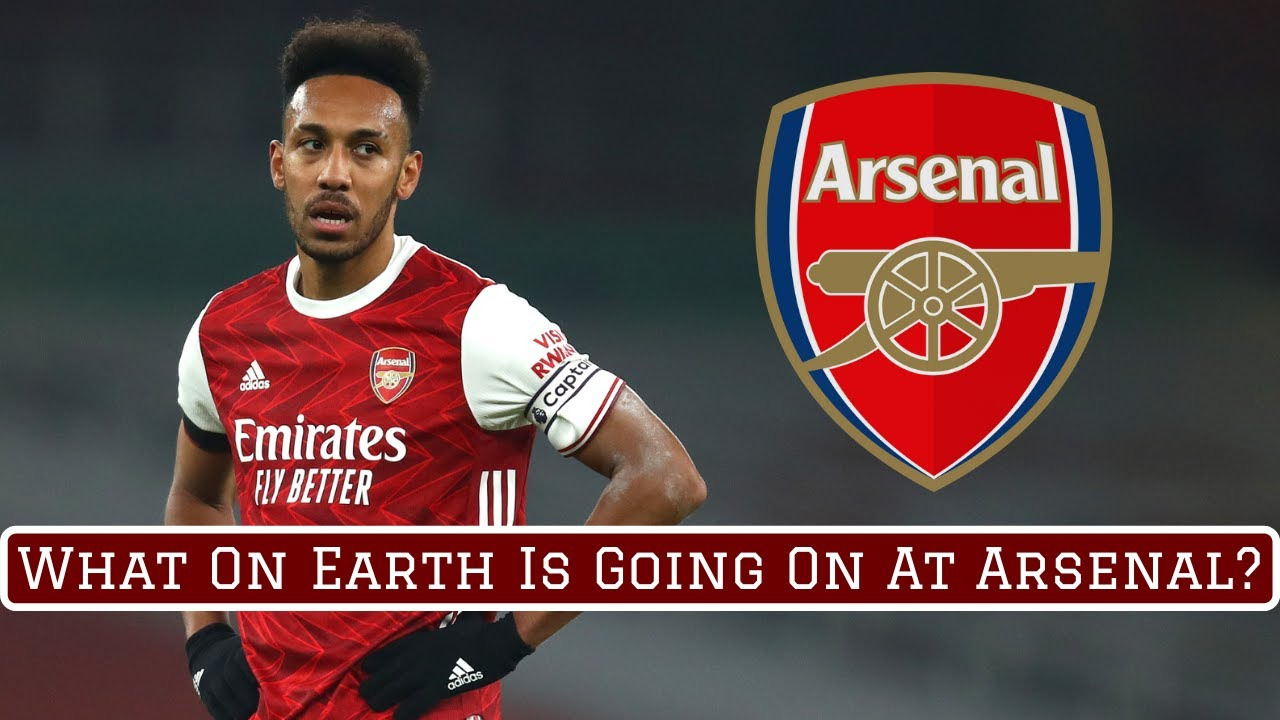 What On Earth Is Going On At Arsenal?