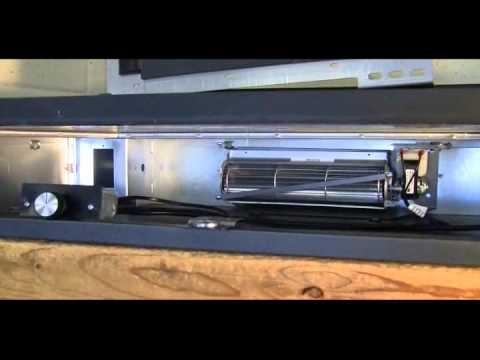 FBK-250 Fireplace Blower Kit Installation