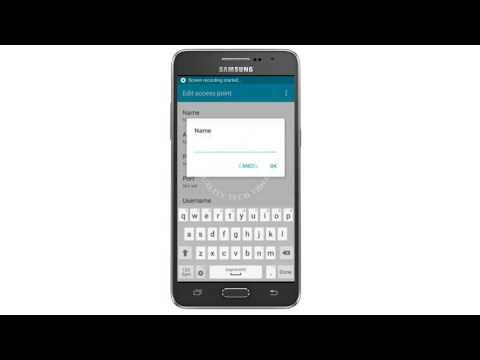 Aircel 3G APN Settings | Mobile Internet Settings | High Speed Data | Upto 100mb/s