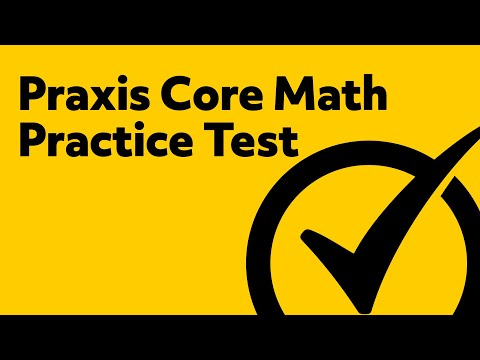 Free Praxis Core Math Practice Test (5732)