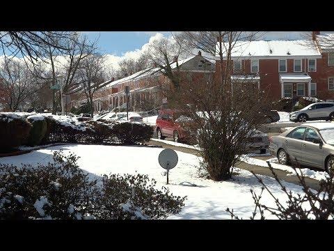 Saturday Snow, Sunday Drive (February 17 & 18 2018)