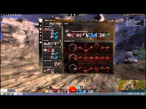 Thief PVP Build July 2015
