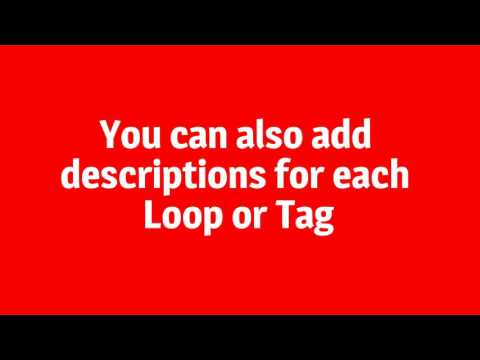 How to Register Your Homing Tag Loops and Asset Tags Procedure