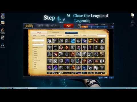 League of Legends free skin unlocker (July)