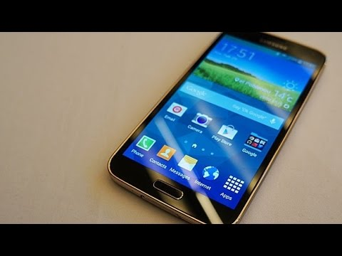 How to Clearing the cache and cookies Samsung Galaxy S5