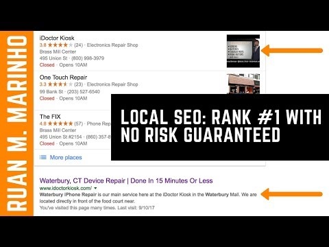 Local SEO: Step-By-Step How I Rank My Clients #1 On Google (2018) Live Examples