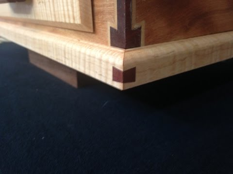 Dove Tail spline Joints