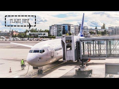 FLIGHT REPORT | SAS Boeing 737-800 | Oslo to Copenhagen | SAS Go (Economy)