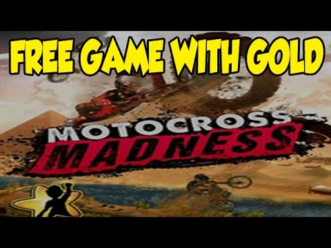 Free Game With Gold - Free XBOX360 Game - Avatar Motocross Madness (August)
