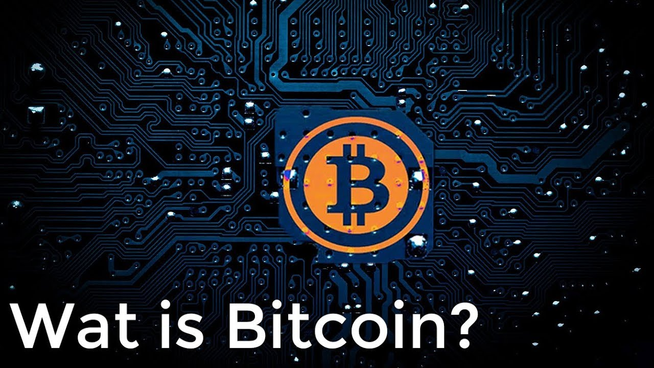 Wat is Bitcoin?   Het Klokhuis