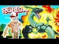RAYQUAZA! / Pokemon Fighters EX / Roblox Adventures