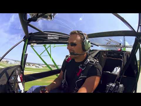 Kitfox S7 Speedster - Kyle Franklin Oshkosh 2017