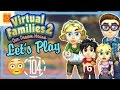 Let's Play Virtual Families 2! | Part 104 | TWINS?!?!