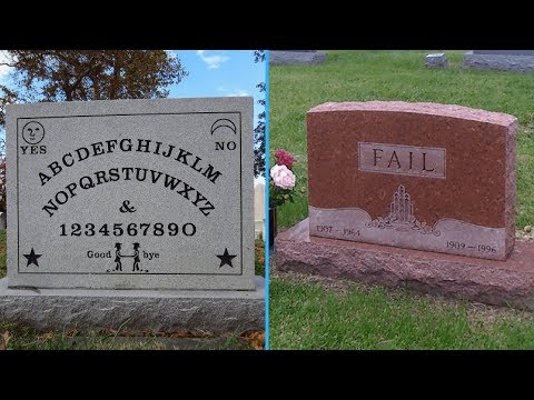 Funny Grave Marker Sayings