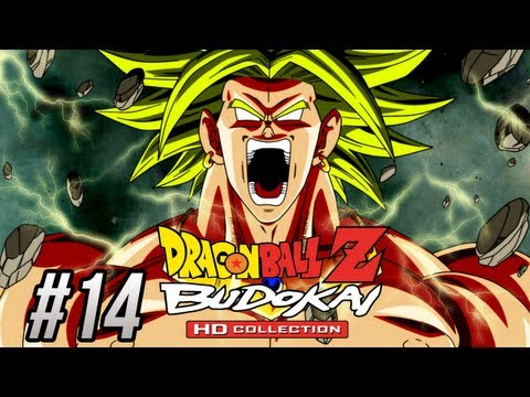 Dragon Ball Z: Budokai 3 (HD Collection) - Part 14 (Broly)