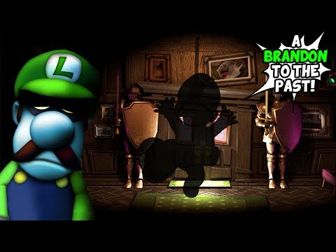 Luigi Commits Suicide in Luigi's Mansion? | Theory of the Week