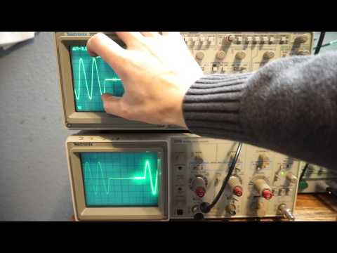 Complete Analog Vs Digital Storage Oscilloscopes