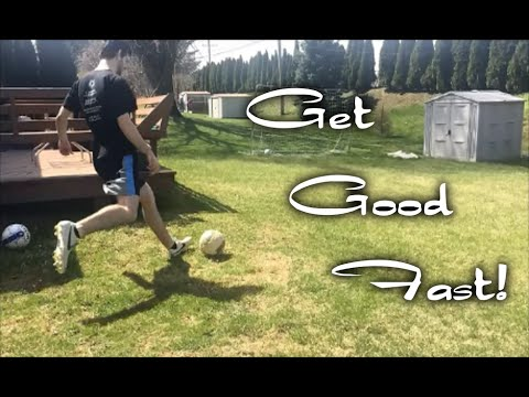 Soccer Tips For Beginners - How To Get Good At Soccer Fast