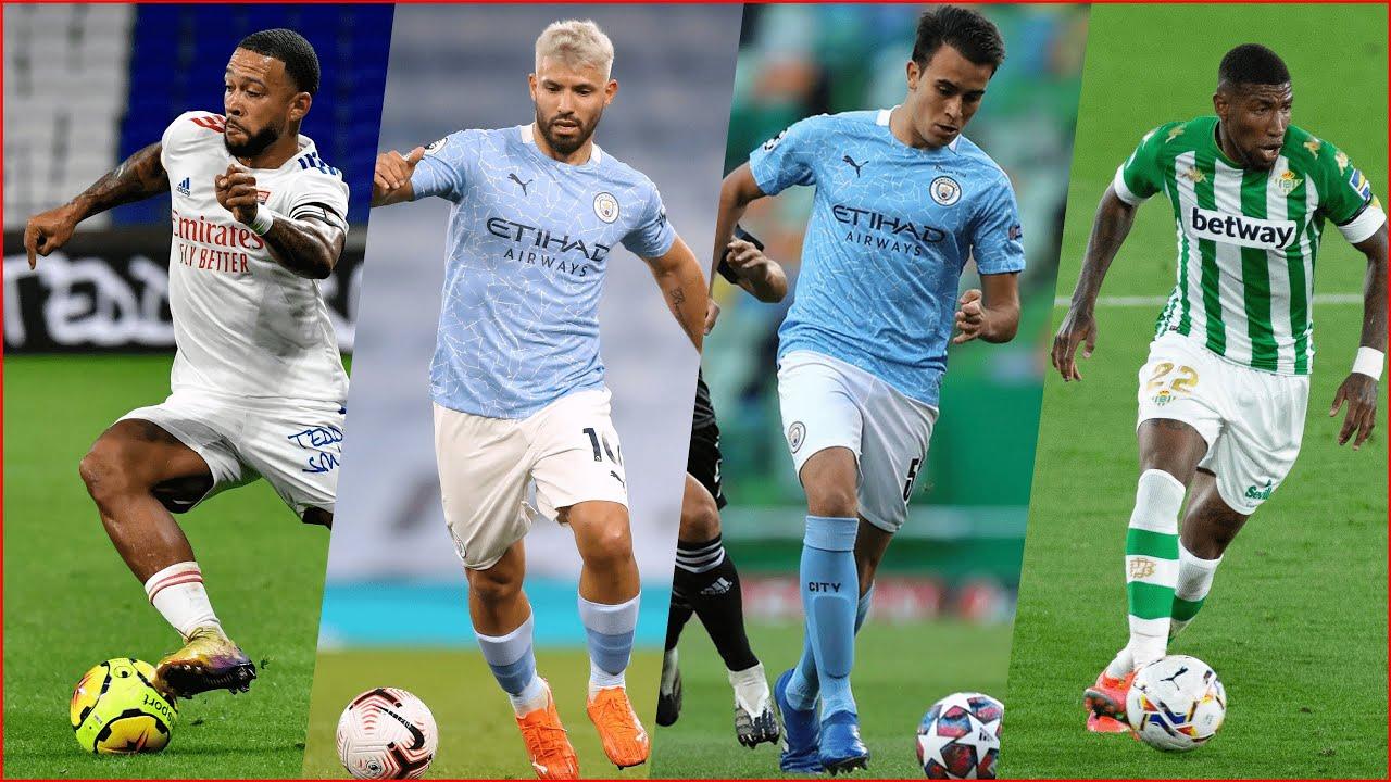 New Barcelona signings | Depay ● Aguero ● Garcia ● Emerson | 2021 HD