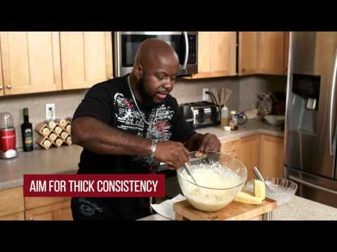 Bacon-Fried Cornbread: Another Great Recipe From Chef Winston