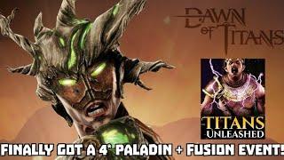 dawn of titans fusion