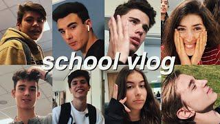 meet my attractive friends   SCHOOL VLOG PART 1