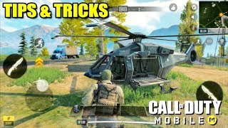 Call of Duty Mobile Battle Royale Tips & Tricks - Everything You Need To Know!!