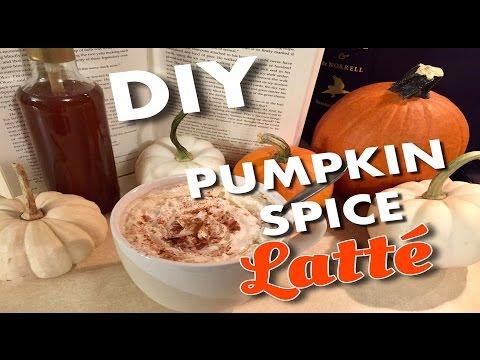 DIY Pumpkin Spice Latte Syrup