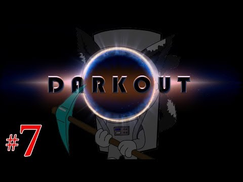 Darkout (Steam Early Access) #7 - Энергия для костюма