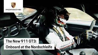 The New 911 GT3: Onboard at the Nordschleife