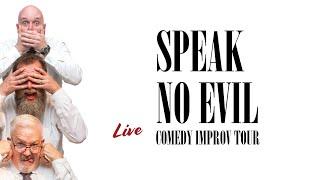 Speak No Evil: Live (2021) | Full Show | John D. Hollingsworth | Dave Lane | Chris Reid