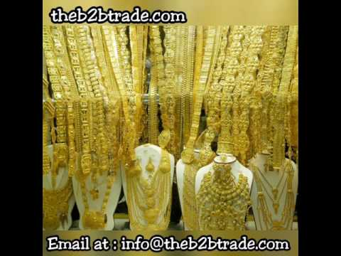 Gold Market of Dubai.