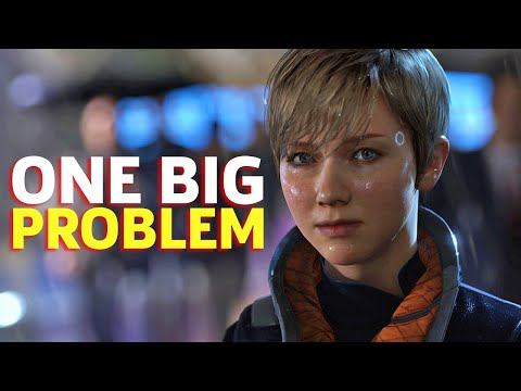 Why Detroit: Become Human's Most Talked About Mechanic Is Its Worst