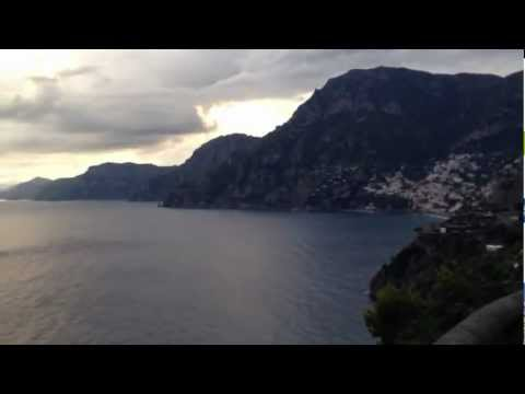 NapolinVespa - Amalfi Coast wonderful view point during our vintage Vespa Tour