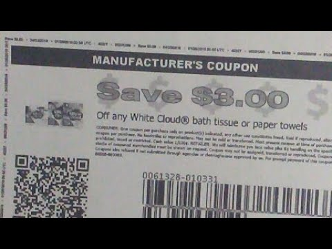 How To Print MORE $3/1 White Cloud Coupons!
