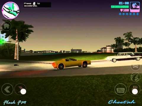 Grand Theft Auto IOS Gameplay #2: Vice City