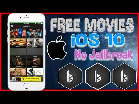 Download Free Movies & TV Shows iOS 10-10.3 BobbyMovie HD on iPhone, iPad, iPod (NO JAILBREAK)