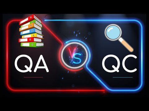 Difference Between QA and QC (Quality Assurance vs Quality Control)