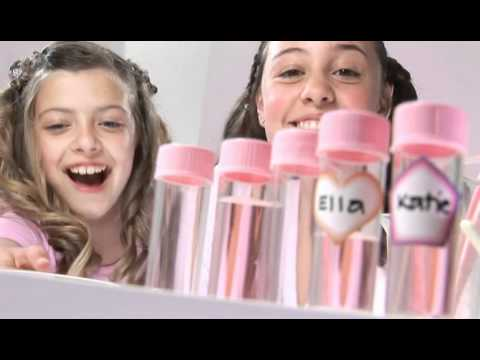 Make Your Own Perfume - Wild Science Perfume Lab
