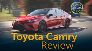 2020 Toyota Camry   Review & Road Test