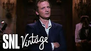 Bill Murray's American Humor Monologue - SNL