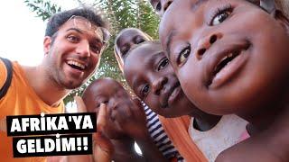 AFRİKA'da EFSANE İlk Gün!! (Burası Çok Farklı) - Uganda