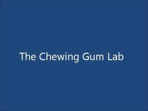 Chewing Gum Lab-Mass to Mole to Molecules