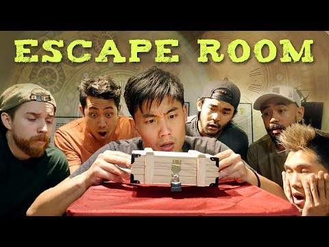 My First Escape Room!