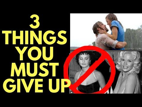 3 Things to Give Up to Attract A Relationship Using the Law of Attraction