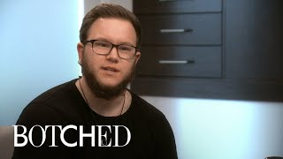 """Transgender Man Wants to Fix His """"Botched"""" Chest   E!"""