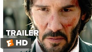 John Wick: Chapter 2 Official Trailer 1 (2017) - Keanu Reeves Movie