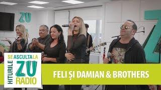 Download Feli & Damian Draghici - Un trandafir crește la firida mea (Live la Radio ZU)