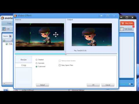 How to convert MKV to AVI with DVDFab 9