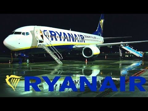FLIGHT REPORT / RYANAIR 737 - 800 / BERGAMO - EILAT OVDA